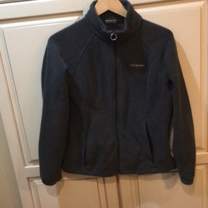 Columbia fleece jacket mens m medium